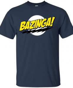 Bazinga Big Bang Theory Youth T-Shirt