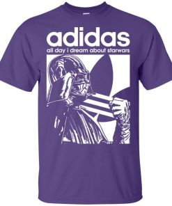 Star Wars Adidas Darth Vader Unisex T-Shirt