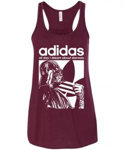 Star Wars Adidas Darth Vadear Women's Tank Top