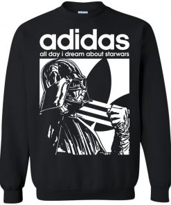 Star Wars Adidas Darth Vader Sweatshirt