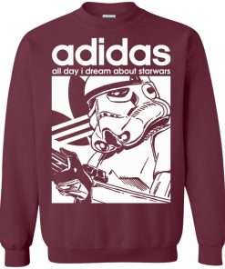 Star Wars Adidas Stormtrooper Sweatshirt