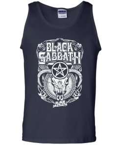 Black Sabbath Concert Tank Top