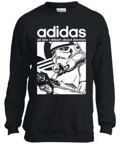 Star Wars Adidas Stormtrooper Youth Sweatshirt