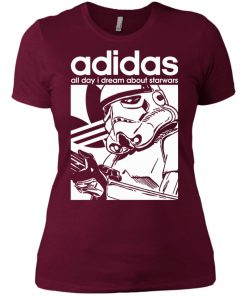 Star Wars Adidas Stormtrooper Women's T-Shirt