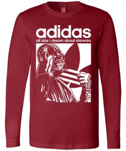 Star Wars Adidas Darth Vader Long Sleeve