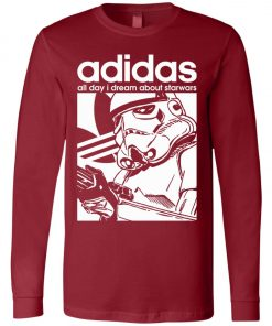 Star Wars Adidas Stormtrooper Long Sleeve