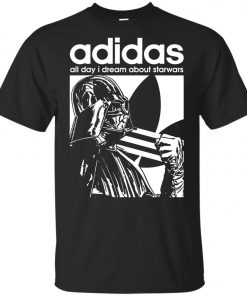 Star Wars Adidas Darth Vader Youth T-Shirt