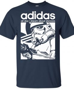 Star Wars Adidas Stormtrooper Youth T-Shirt