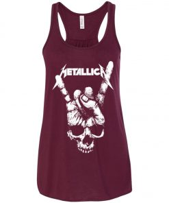 Heavy Metal Fingers Metallica Women's Tank Top