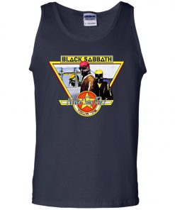 Never Say Die Black Sabbath Tank Top