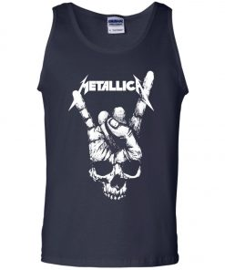 Heavy Metal Fingers Metallica Tank Top