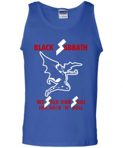 We Sold Our Soul Black Sabbath Tank Top