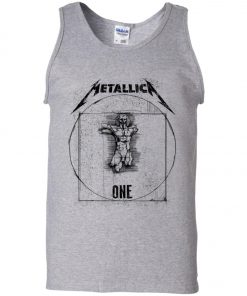 Metallica ONE Tank Top