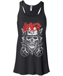 Skull Soldier Slayer Women's Tank Top