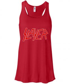 Slayer Logo Band Women's Tank Top