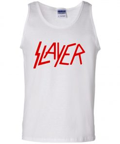 Slayer Logo Band Tank Top