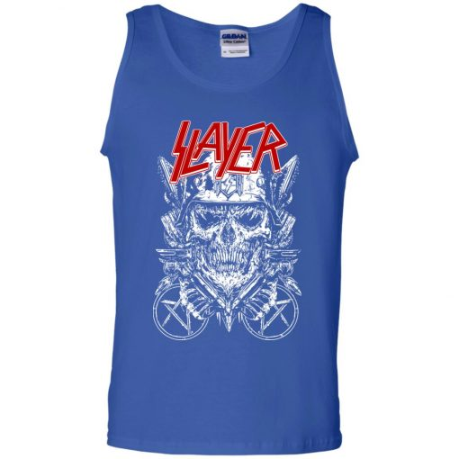 Skull Soldier Slayer Tank Top