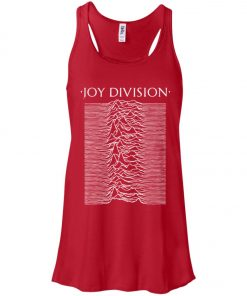 Rock Band Logo Joy Division Women's Tank Top