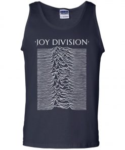 Rock Band Logo Joy Division Tank Top