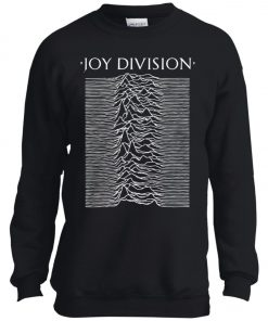 Rock Band Logo Joy Division Youth Sweatshirt