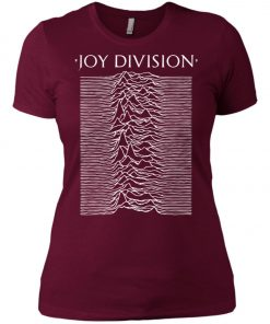 Rock Band Logo Joy Division Women's T-Shirt