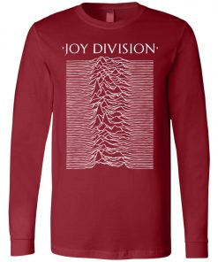 Rock Band Logo Joy Division Long Sleeve