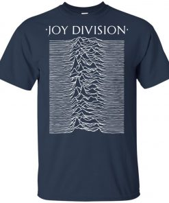 Rock Band Logo Joy Division Youth T-Shirt