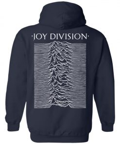 Rock Band Logo Joy Division Pullover Hoodie