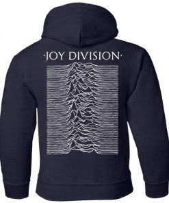Rock Band Logo Joy Division Youth Hoodie