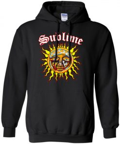 Sun Logo Sublime Pullover Hoodie