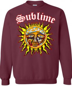 Sun Logo Sublime Sweatshirt