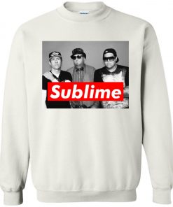 Supreme Members Of Sublime Sweatshirt