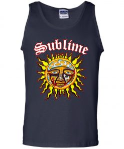Sun Logo Sublime Tank Top