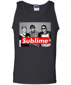 Supreme Members Of Sublime Tank Top