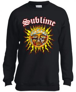 Sun Logo Sublime Youth Sweatshirt