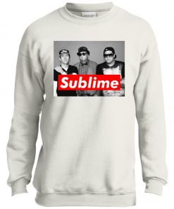 Supreme Members Of Sublime Youth Sweatshirt