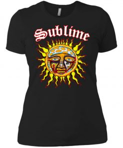 Sun Logo Sublime Women's T-Shirt