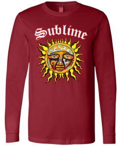Sun Logo Sublime Long Sleeve
