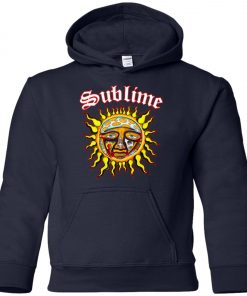 Sun Logo Sublime Youth Hoodie