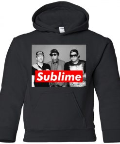 Supreme Members Of Sublime Youth Hoodie