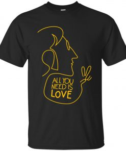 All You Need Is Love John Lennon The Beatles Unisex T-Shirt