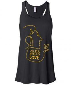 All You Need Is Love John Lennon The Beatles Women's Tank Top