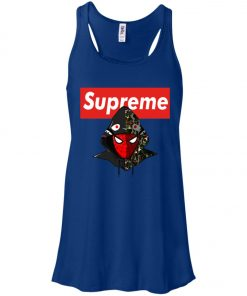 Supreme Hypebeast Spider Man Women's Tank Top