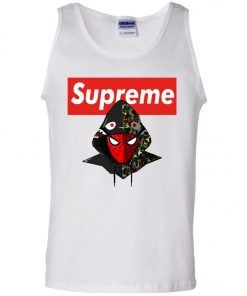 Supreme Hypebeast Spider Man Tank Top
