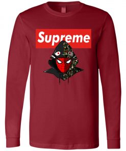 Supreme Hypebeast Spider Man Long Sleeve