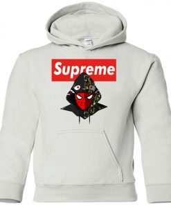 Supreme Hypebeast Spider Man Youth Hoodie