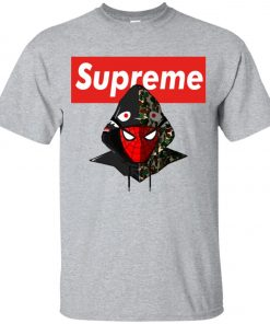 Supreme Hypebeast Spider Man Youth T-Shirt