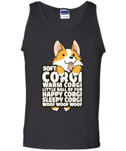 Dog Lovers Corgi Tank Top
