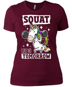 Gym Training Unicorn Women's T-Shirt