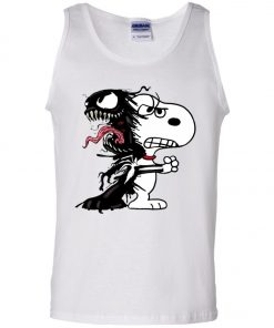 Venom Infected Snoopy Tank Top